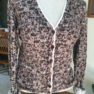 Marc by Marc Jacobs cardigan sweater.